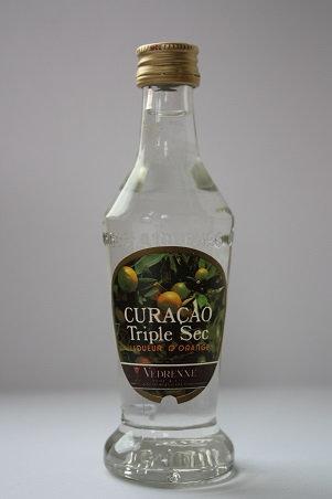 Curacao Triple Sec liqueur d'orange