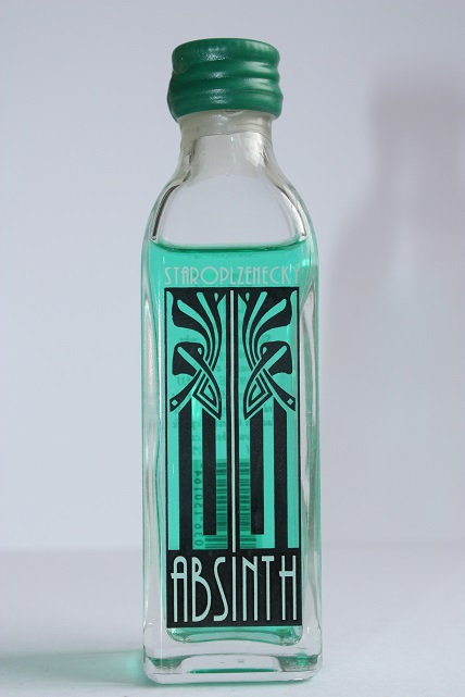 Absinth Staroplzenecky