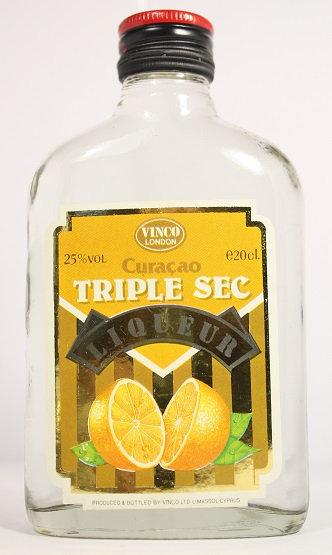 Б13. Triple sec curacao liqueur