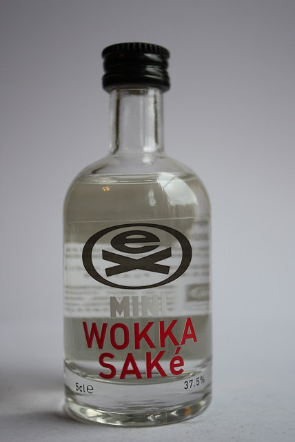 Mini wokka sake