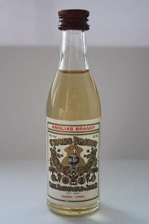Cyprus Brandy