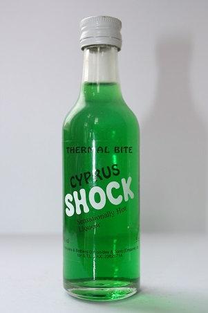 Shock termal bite sensationally hot liqueur