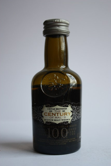 The Century (100 malts blended together)