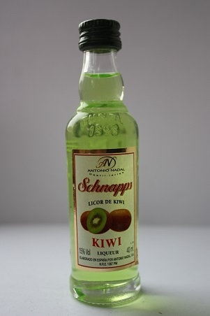 Schnapps kiwi