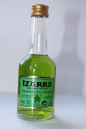 Izarra Liqueur du Pays Basque