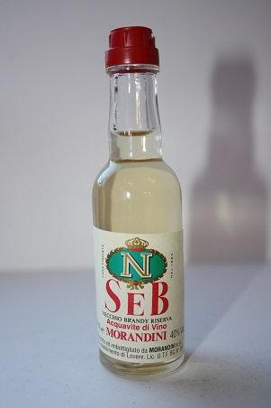 SEB vecchio brandy riserva