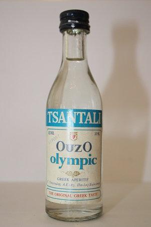 Olympic ouzo