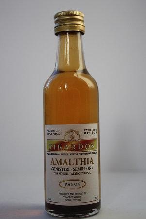 Amalthia xinisteri-semillion dry white