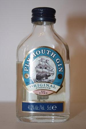 Plymouth gin original strength