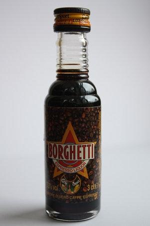 Borghetti espresso liquor