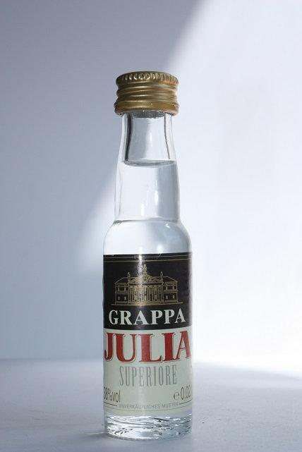 Grappa Julia reserva speciale