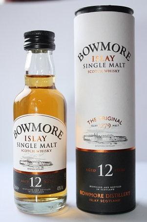 Bowmore islay 12 years