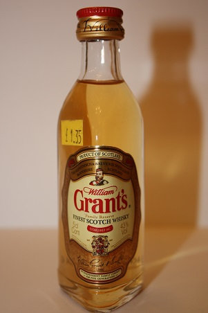 Grant's William family reserve