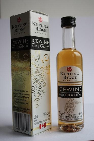 Icewine & brandy