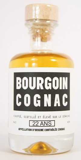 Bourgoin Cognac 22 ans