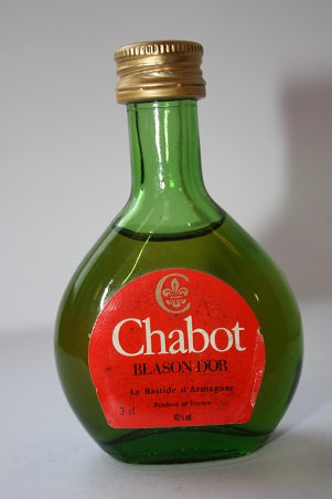 Chabot blason d'or La Bastide d'Armagnac