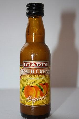 Igardi Peach cream