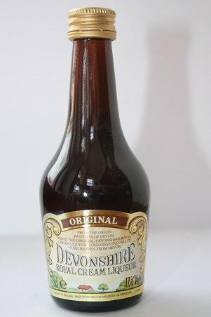 Devonshire royal crèam liqueur
