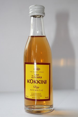 Kokkini Red Zivania dry aromatic