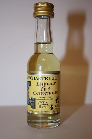 Chartreuse Liqueur du 9e Centenaire
