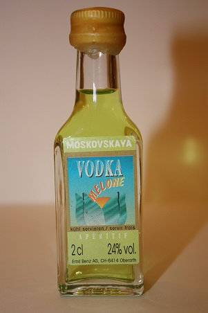 Moskovskaya Vodka Melone