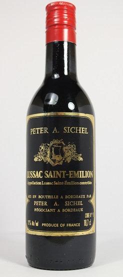 Б58. Lussac Saint-Emilion