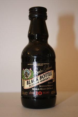 Black Bottle 10 years