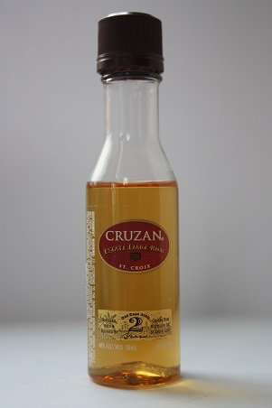 Estate dark rum St.Croix 2 years