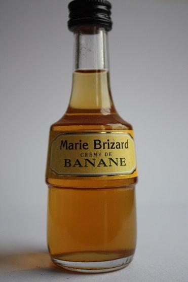 Marie Brizard crema de banane