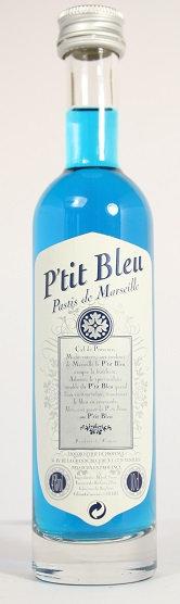 Б291. P'tit Bleu pastis de Marseille