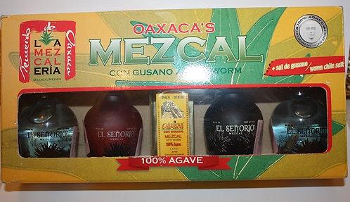 Н62 (Mezcal El Senorio)
