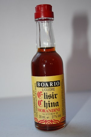 Boario liquore Elisir China