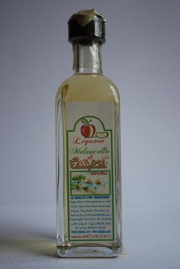 Liquore Melanchello di Capri