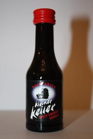 Kleiner Keiler spicy cherry vodka