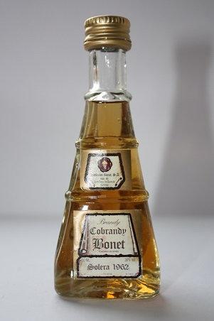 Cobrandy Bonet solera 1962