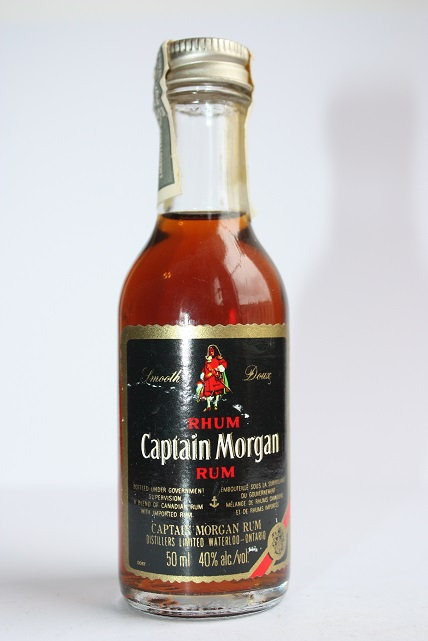 Captain Morgan smooth