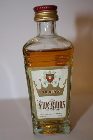 Five Kings very old reserve