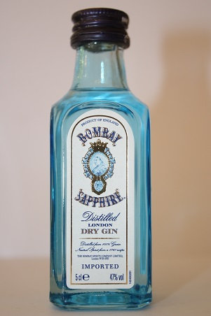 Bombey Saphire London dry gin