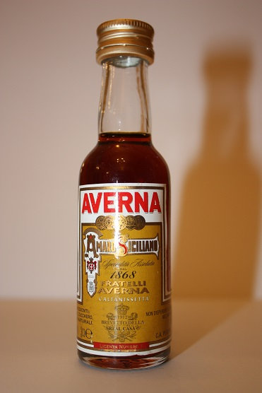 Amaro Siciliano AVERNA