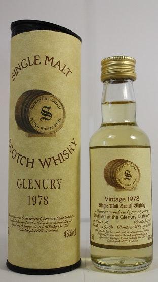 Glenury 1978
