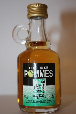 Liqueur de Pommes