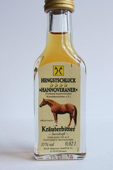 Hengstschluck **** Hannoveraner krauterbitter