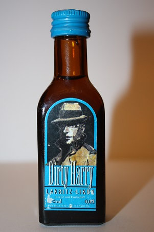 Dirty Harry lakritz-likor