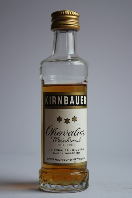 Kirnbauer chevalier weinbrand verschnitt ***