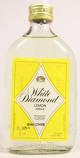 Б302. White diamond Lemon arrak
