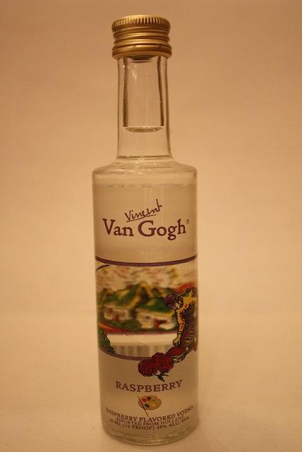 Van Gogh raspberry