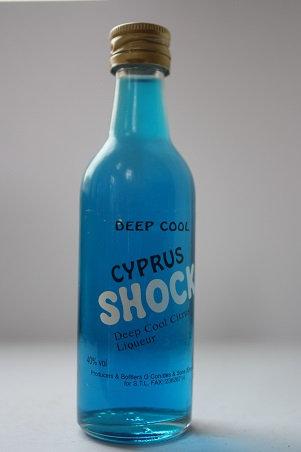 Shock deep cool citrus