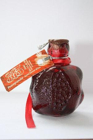 365 Pomegranate semi sweet wine