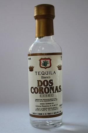 Dos Coronas blanco