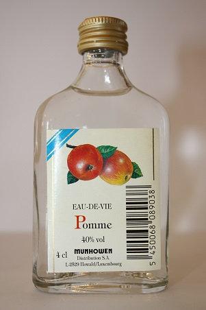 Pomme eau-de-vie